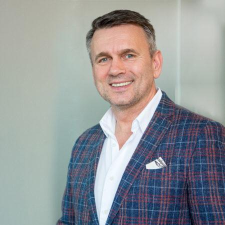 Geschäftsführer Vasyl Senyuk
