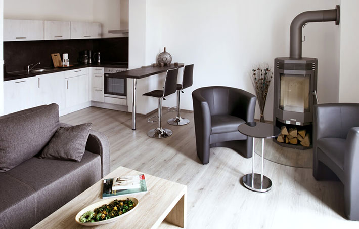 Apartmenthaus Kohlgartenstrasse Wohnen