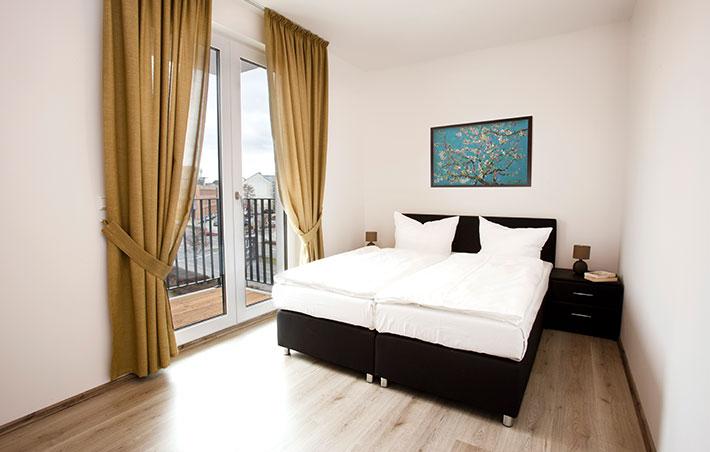 Apartmenthaus Kohlgartenstrasse Schlafen