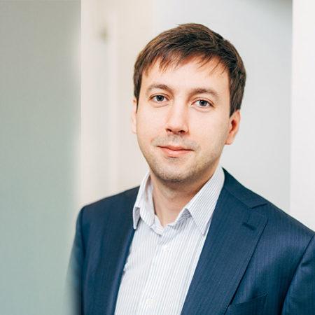 Arseniy Senyuk Immobilienverwaltung